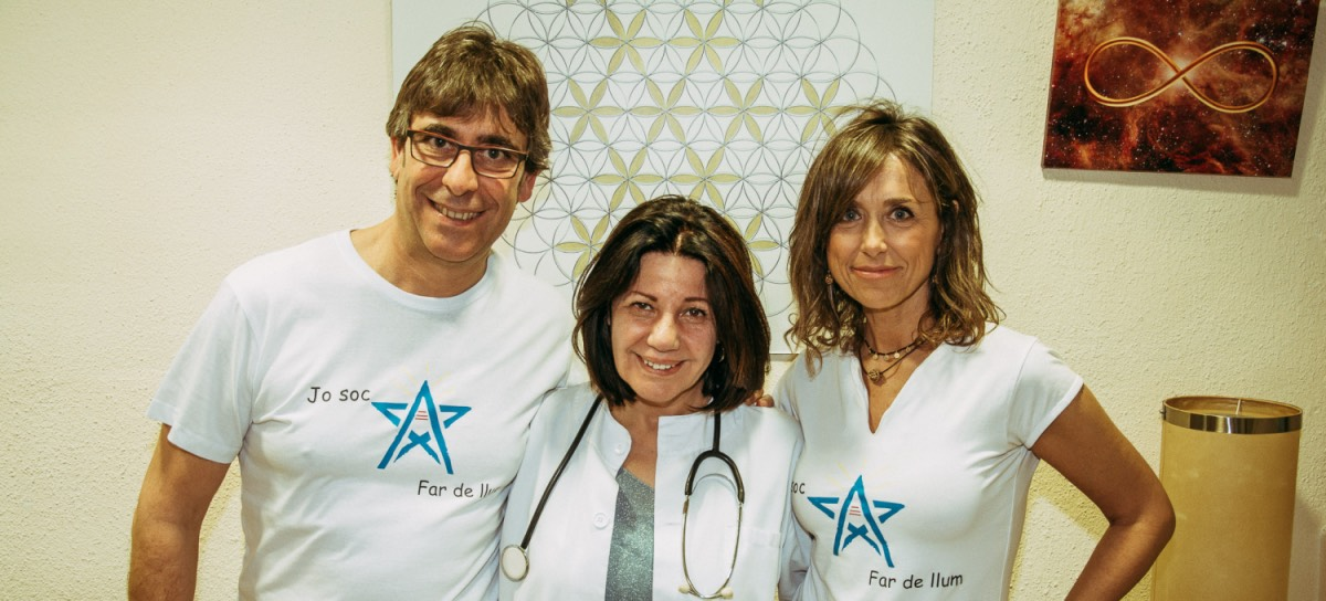 Terapias Naturales en Vilafranca del Penedes Faros Espai Quantic