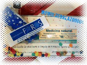 Cheque Regalo Terapias Naturales en Vilafranca del Penedes Faros Espai Quantic
